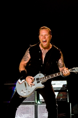 Metallica James Hatfield