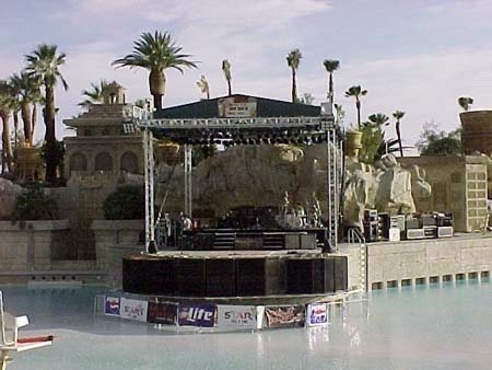 Mandalay Bay Resort Concerts On The Beach Las Vegas Nevada